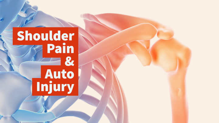 Shoulder Pain & Auto Injury
