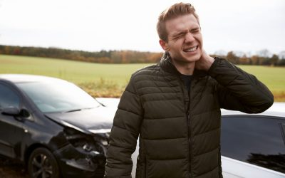 Why do you have widespread pain after an auto injury