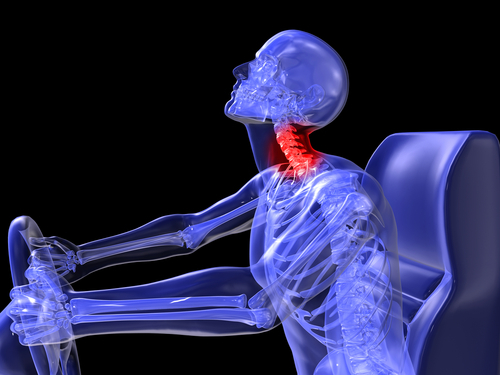 How whiplash affects your nervous system